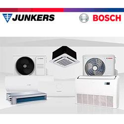 Junkers Bosch noticia destacada aire doméstico junio 2021