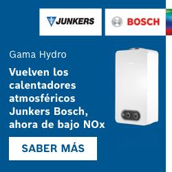 Junkers Bosch noticia destacada calefaccion septiembre 2021