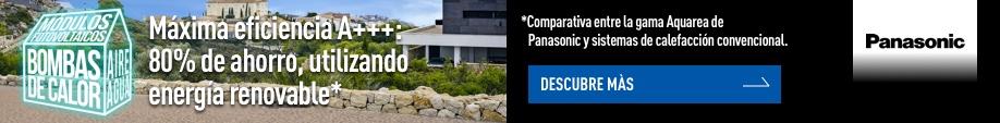 Panasonic aquarea ola1 banner izquierdo aerotermia noviembre 2020