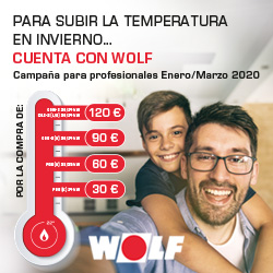 Wolf noticia destacada bomba de calor enero 2020