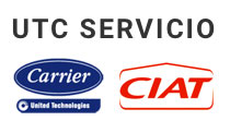 UTC Servicio de Carrier y CIAT