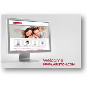 ariston web