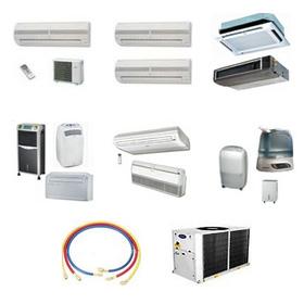 Tipos de aire acondicionado airea condicionado for Aparatos de aire acondicionado con bomba de calor