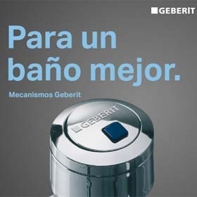 geberit cat mecanismos