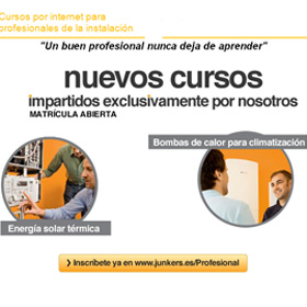 junkers cursos online mayo