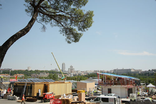 panasonic solar decathlon