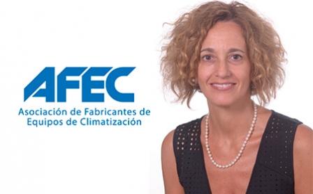 Marta San Román Cruz, nueva Directora Adjunta de AFEC