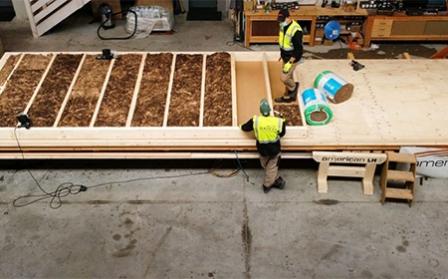 Knauf Insulation presentará sus soluciones sostenibles en REBUILD 21