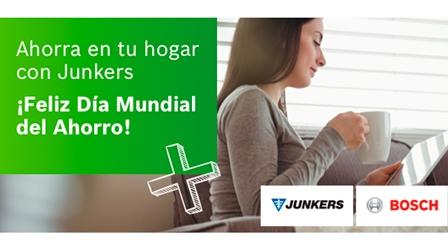 Junkers apuesta por soluciones que aporten una mayor eficiencia energética