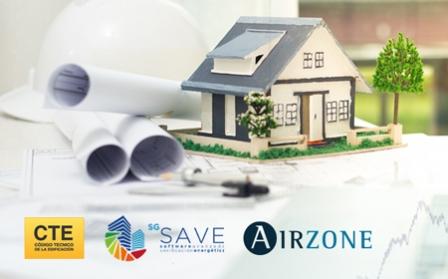 Airzone ya forma parte de la herramienta de certificación energética SG SAVE