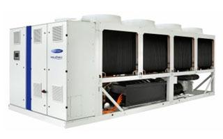 Carrier presenta la Gama AquaForce Vision 30KAVP de enfriadoras