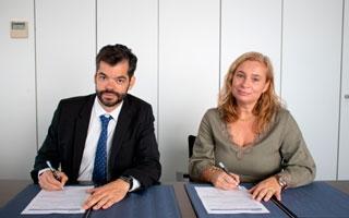 Convenio de colaboración entre FEGECA y AENOR para fomentar la formación en normas UNE