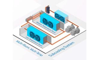 Refrigerante Opteon ™ XP10 (R-513A) de Chemours en aplicaciones de refrigeración a media / baja temperatura