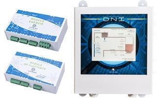 Sistema inteligente de detección de fugas DNI de Matelex