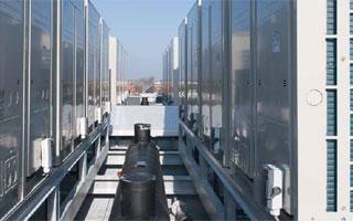 Unidades de condensación ZEAS de Daikin
