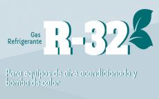 Gas R32 - Infografía para entender mejor este refrigerante
