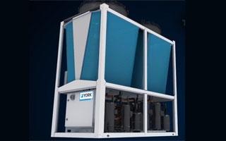 La enfriadora YORK® AMICHI™ y el sistema de control Verasys™ con ventajas para instaladores especializados