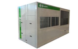 Novedades de Keyter: equipos Roof Top, compactos todo aire exterior y enfriadoras de tornillo