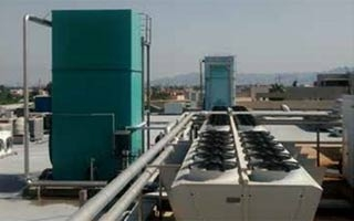 Torraval responsable del sistema de refrigeración de los procesos productivos en la planta de Hero España