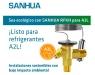 La nueva serie RFKH20 de SANHUA es apta para refrigerantes A2L