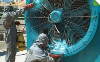 Torraval Cooling crea un servicio de desinfección y limpieza de torres de refrigeración