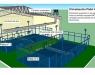 Climatización evaporativa MET MANN para centros deportivos