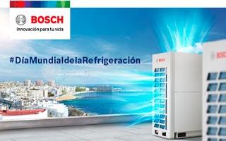 Bosch se suma a la celebración del Día Mundial de la Refrigeración