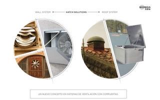 Sodeca desarrolla un nuevo concepto en sistemas de ventilación con compuertas