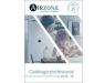 Nueva Tarifa y Catálogo Profesional Airzone 2018 • 19 con novedades para el control inteligente