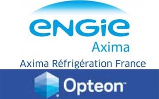 Chemours y Axima Refrigeration France se asocian en el uso de los refrigerantes Opteon™ XL A2L para su uso en la refrigeración comercial