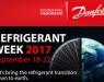 Danfoss Refrigerant Week 2017: La transición de los refrigerantes hecha realidad