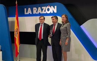 La gama ecodan de Mitsubishi Electric recibe un premio 'Tecnología e Innovación' de La Razón
