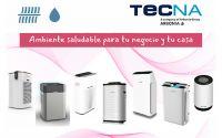 Se amplía la gama de purificadores TECNA con filtración HEPA