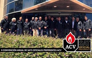 II Convención anual de SATS Oficiales preferentes de ACV España