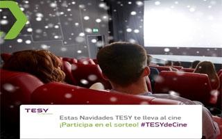 Sigue a TESY en Instagram y consigue entradas de cine