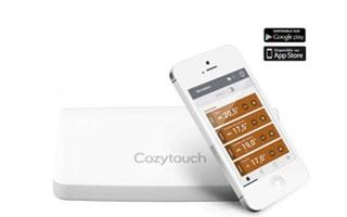 Cozytouch, la nueva app de Thermor para controlar a distancia la calefacción