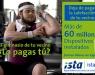 Campaña de ISTA para dar a conocer el ahorro económico que supone la instalación de repartidores de coste de calefacción