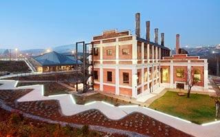 Suelo radiante Orkli en el Museo de la Energía de Ponferrada