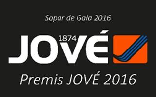 El Programa LÀBORA del Ayuntamiento de Barcelona, premiado con el Premio JOVÉ 2016