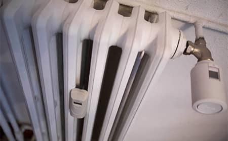 Nota aclaratoria del Gobierno para facilitar la instalación de contadores y repartidores de costes de calefacción