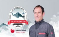 Alberto Zerain afronta su ascenso al Nanga Parbat con el proyecto 2x14x8000 de Saunier Duval