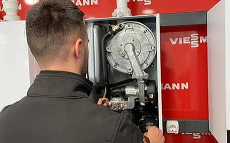 Revisión gratuita de tu caldera Viessmann con la promoción de VIETEC