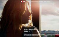 Novedades de Wolf Ibérica: nueva página web y Wolf Service app