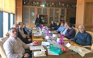 I reunión nacional de distribuidores de equipos de climatización evaporativa en Australair Ecoclimatización (zona CES)
