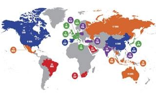 España séptima en la Clasificación Internacional de Eficiencia Energética