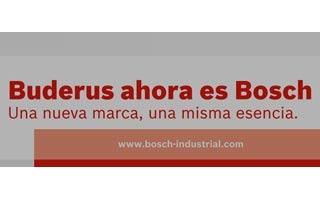 Bosch integra la marca Buderus en España y Portugal para afianzar su liderazgo en ambos mercados
