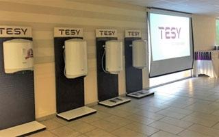 TESY presenta en Murcia sus principales gamas de producto