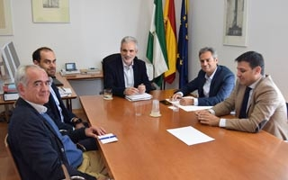 ASIT se reúne con la Agencia Andaluza de la Energía para la promoción de la solar térmica en Andalucía