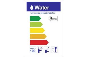 La etiqueta ecológica sobre el consumo del agua (Water Label) obtiene cada vez mayor respaldo