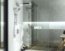 Serie Tau Baño de Genebre: Grifería termostática empotrada